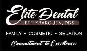 Elite Dental - Jeff Ybarguen logo